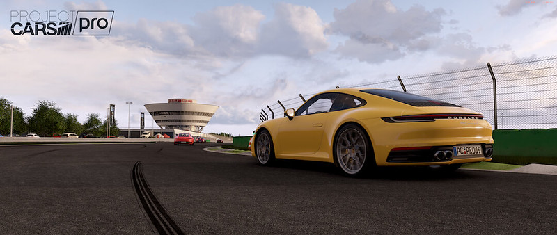 Project CARS Pro Porsche 911 VR-Racing Experience