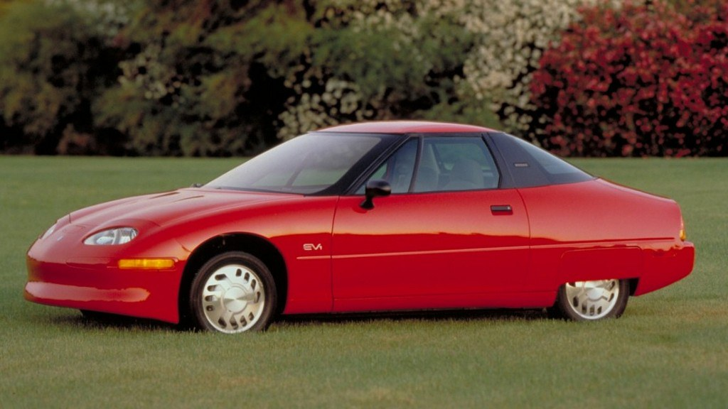 Chevrolet Volt istorija 8am#