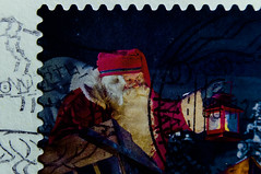 DSC_5319 Santa Claus - post stamp macro