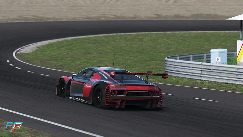 Factor 2 GT3 Challengers Audi R8 LMS GT3