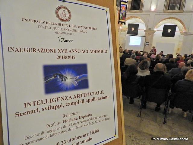 ute intelligenza artificiale Floriana Esposito