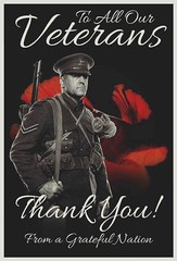 To All The True Heroes, We Owe You A Big Thank You. 100 Years!!!