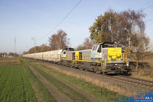 7869+7867 LNS . Z 47561 . Dülken 14.11.18.
