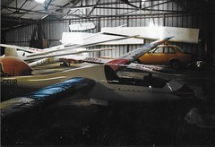 Glider hangar - Photo of Saint-Méard-de-Gurçon