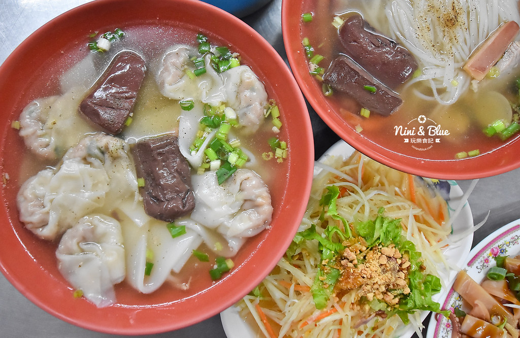 草屯美食 可莉越南河粉11