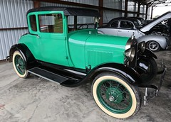 1932 Model A Coupe