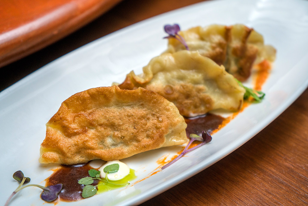 Steamed-Sweet-Manta-Dumplings-with-Cottage-Cheese-and-Fruits
