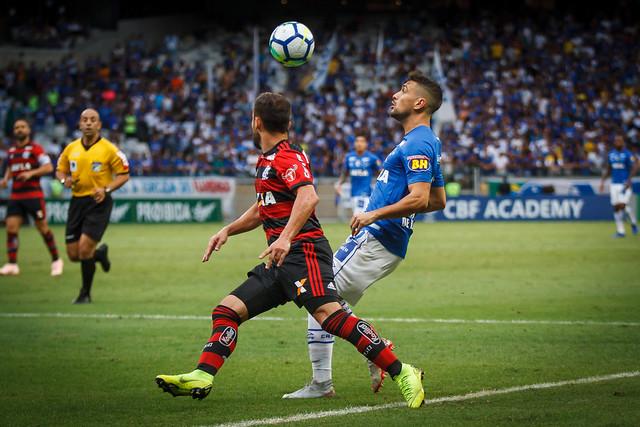 Cruzeiro x Flamengo 25/11/2018