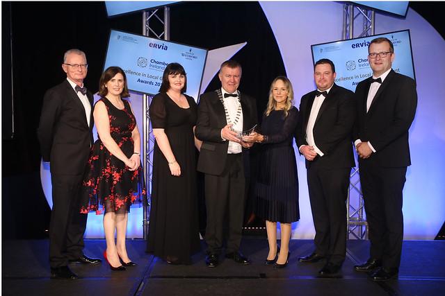 ELGAwards2018_Kildare_County_Council_Enhancing_Urban_Environment_Winners