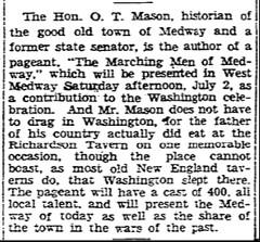 Orion Thomas Mason article