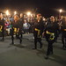 Torchlight Procession @ Sidmouth Folk Week (2018) 09 - Whip the Cat Rapper and Clog