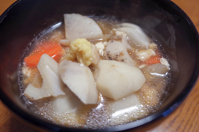けんちん汁 (2 - 2)