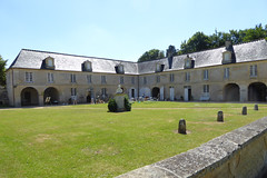 2018.06.22.096 MEZIDON-CANON - Château de Canon, ferme du sud - Photo of Condé-sur-Ifs