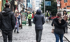 RANDOM IMAGES OF TEMPLE BAR IN DUBLIN [THE LEAD UP TO CHRISTMAS 2018]-146033