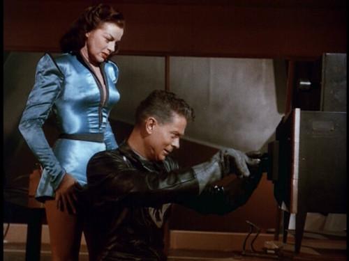 Science Fiction Art of the 1950s: Comics, Film, TV | Brian