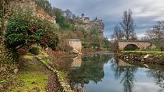 H01927 Pont de l'Ouysse - Photo of Montvalent