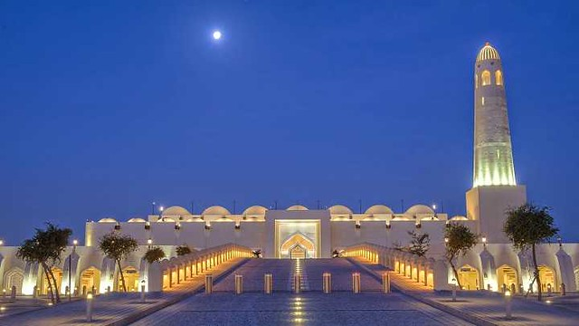 949 Top 12 Most Beautiful Mosques in Middle East 04