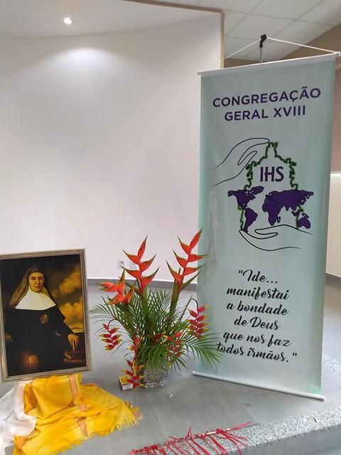 Congregação Provincial Brasil-Caribe - meio - 03/01/19