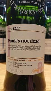 SMWS 12.17 - Punk's not dead