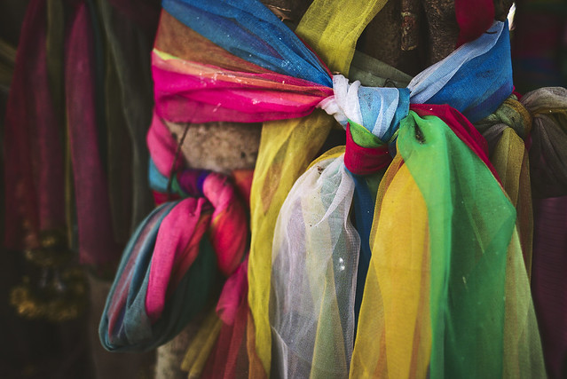 Cloth 3 Colors Along, Fujifilm X-T10, XF16mmF1.4 R WR
