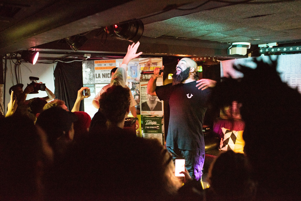 Murkage Dave @ Sebright Arms