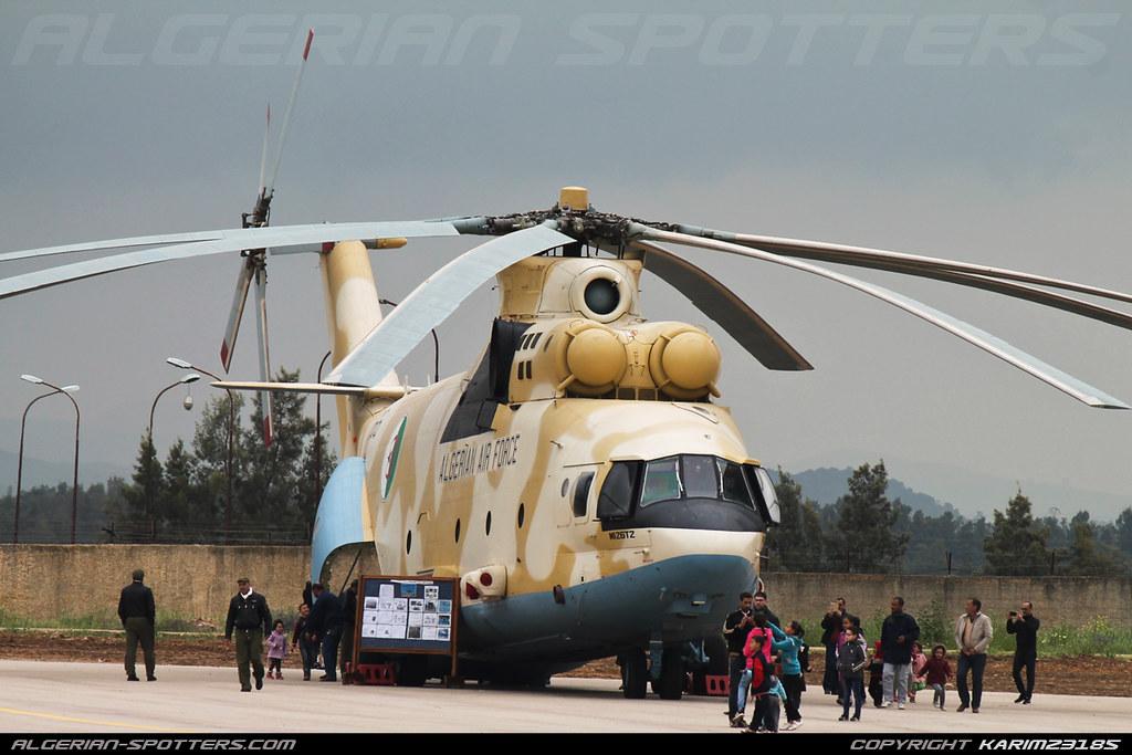 صور المروحيات الجزائرية  MI-26T2 - صفحة 22 45894830471_e6f79dcd67_b