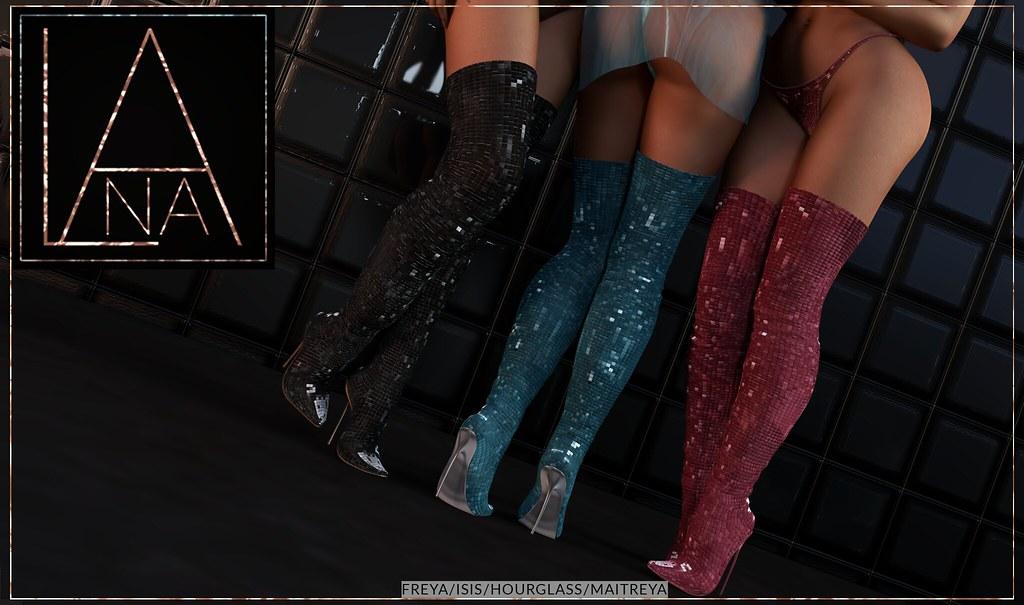 #LANA // The Nine Shoes - TeleportHub.com Live!