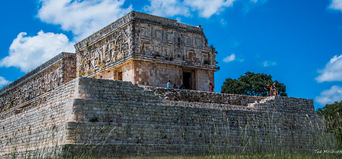 2018 - Mexico - UXMAL - The Governor's Palace