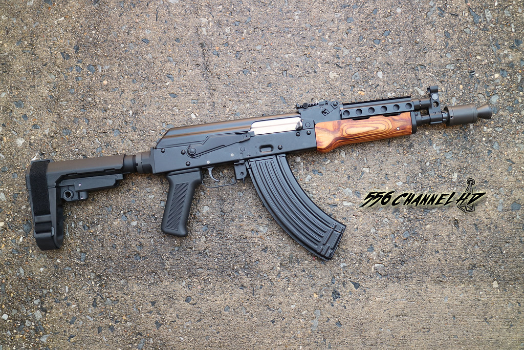 AK47 Pistol Lynx Polish Classic-WBP - AR15 COM