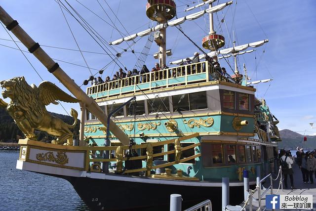 箱根海賊觀光船-35