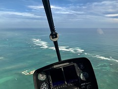 A wonderful vacation in the Dominican Republic #dominicanrepublic #beautifull #puntacana #dominicana #atlanticocean #carribeansee #vocation #helicopter #ocean #world