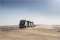Train Across The Sahara