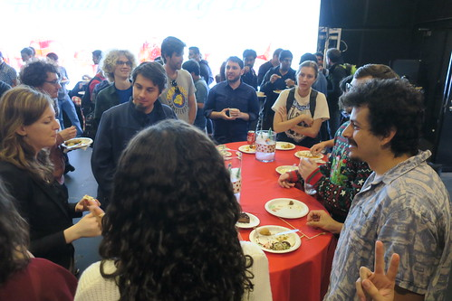 UCSD CSE Holiday Party Potluck 2018