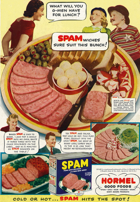 Spam 1941