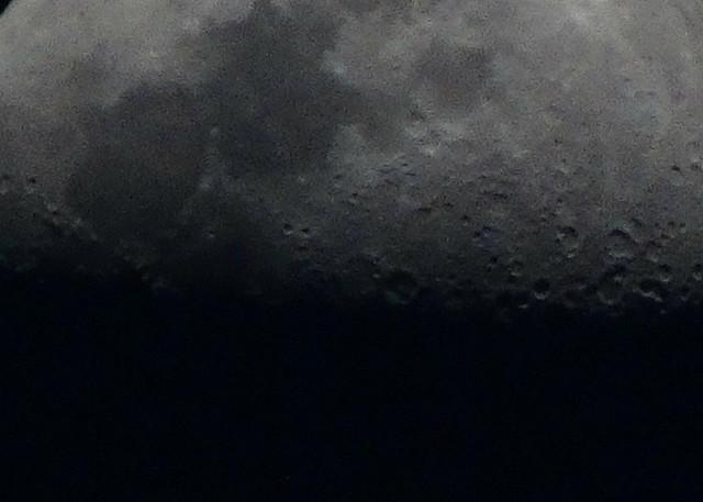 Luna horizontal