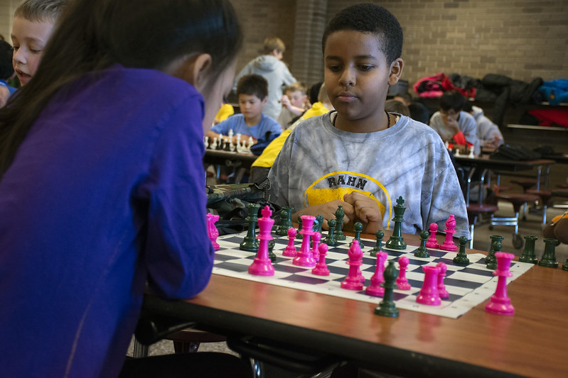 2018 District 191 Chess Tournament