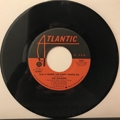 THE TRAMMPS:DISCO INFERNO(RECORD SIDE-B)