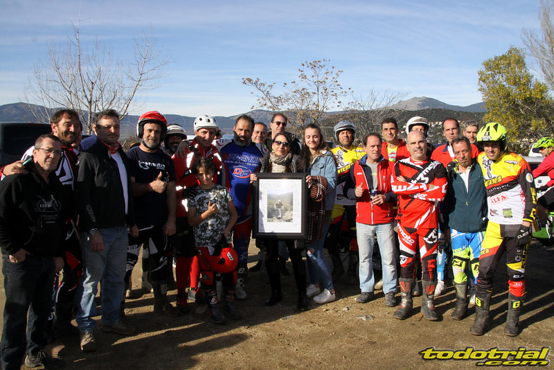 Trial Memorial Willy, Collado Mediano