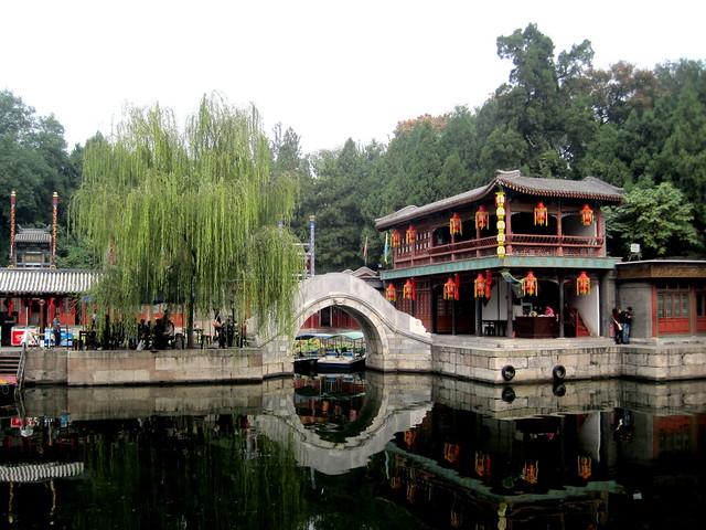 Lugares más bonitos de Pekín