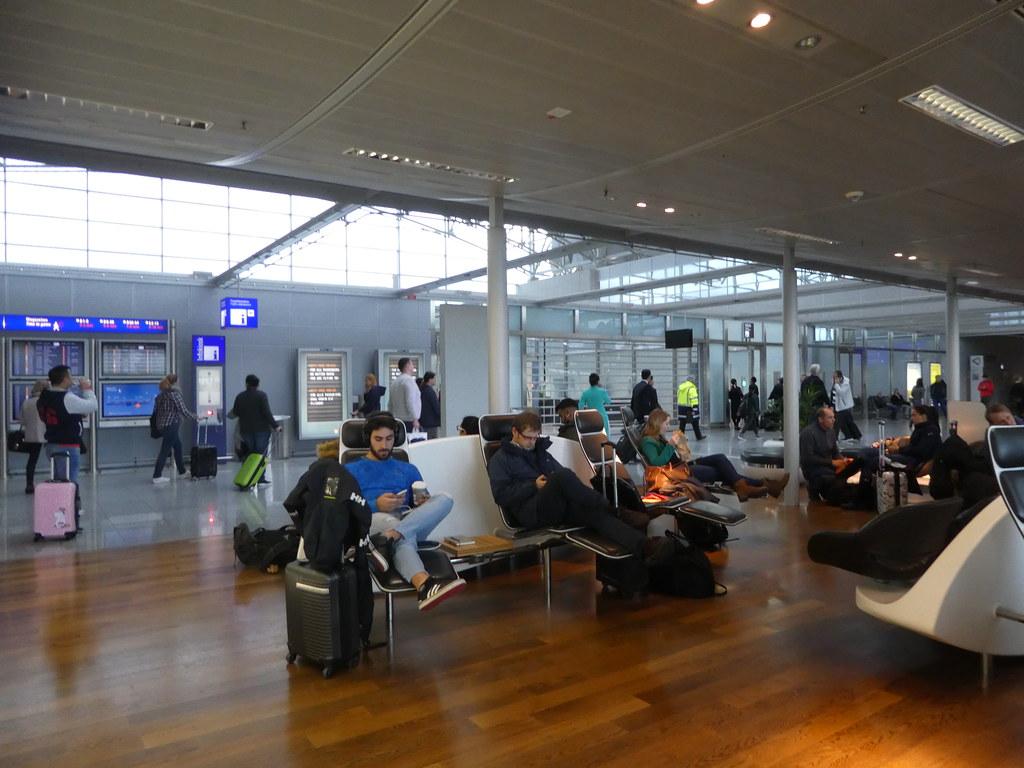 Airside, Frankfurt Airport