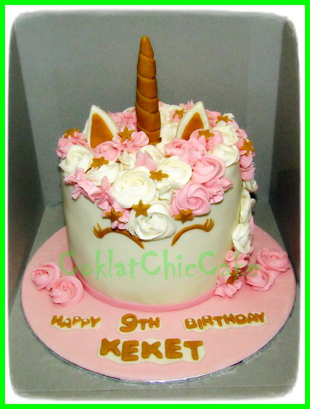Cake Unicorn KEKET 15 cm