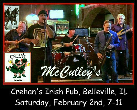 McCulley's 2-2-19