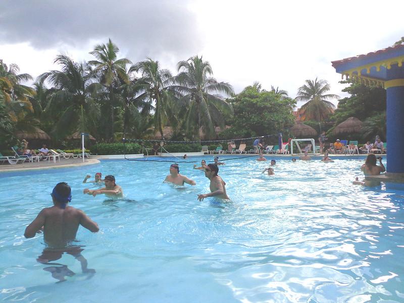Riu playacar piscina 2