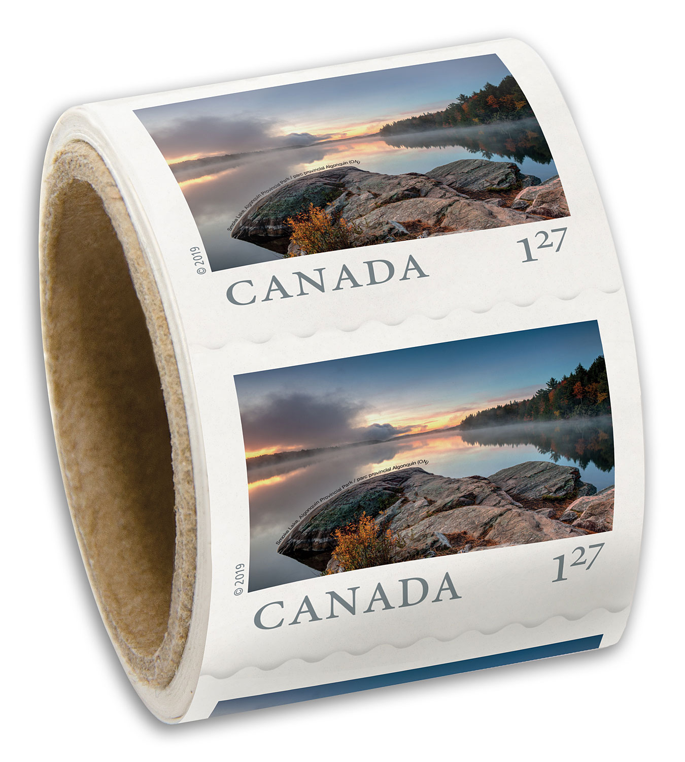 Canada - From Far and Wide (January 14, 2019) U.S. rate coil of 50