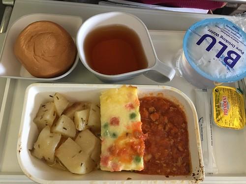 MI772 Inflight meal