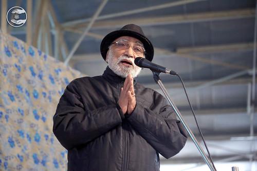 Roshan Minar Saint, P.S. Ahluwalia, expresses his views