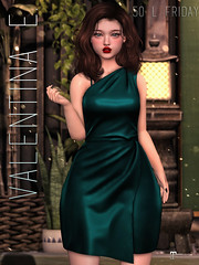 Valentina E. Killer Dress For FLF!