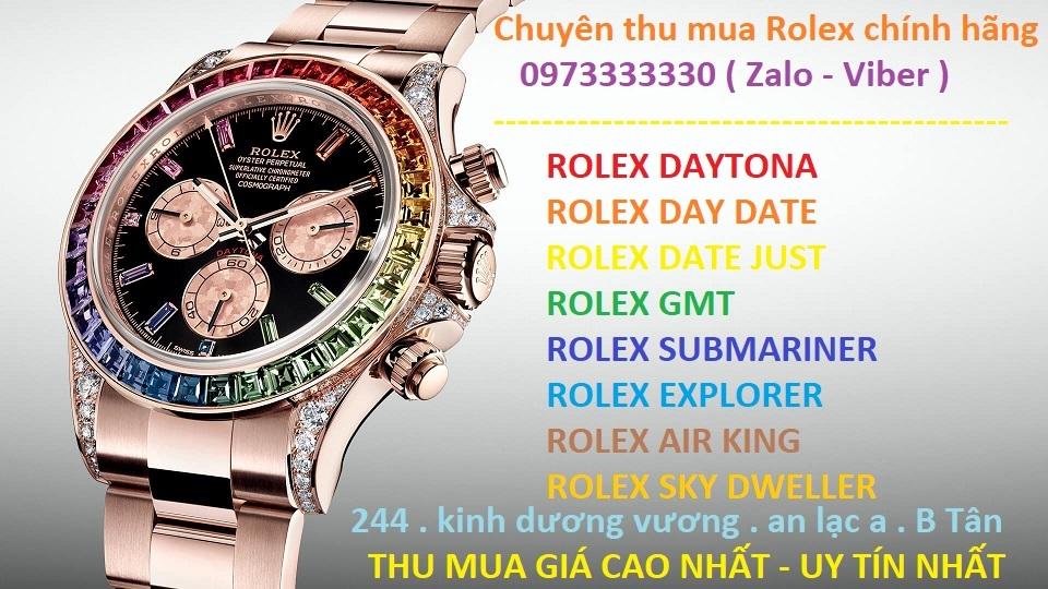 chuyên thu mua rolex , chuyên bán rolex , đồng hồ rolex , cửa hàng rolex