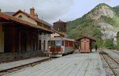 Chemin de fer de Provence - Photo of Annot
