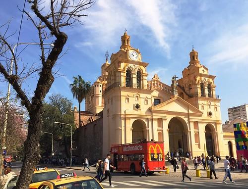 Catedral de la ciudad de cordoba